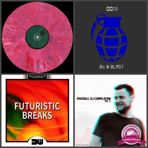 Beatport Music Releases Pack 894 (2019)
