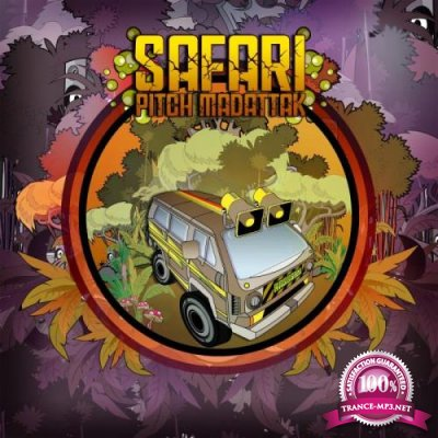 Pitch Mad Attak - Safari (2019)