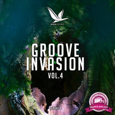 Groove Invasion, Vol. 4 (2019)
