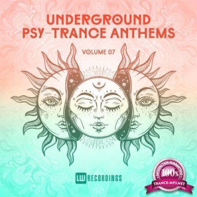 Underground Psy: Trance Anthems Vol 07 (2019)