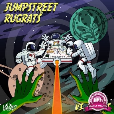 Jumpstreet & Rugrats - Vs Aliens EP (2019)