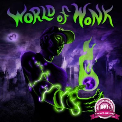 MONXX - World of Wonk (2019)