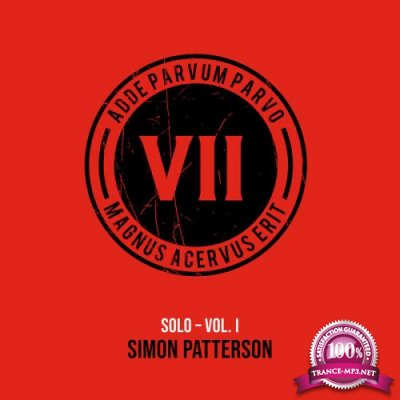 Simon Patterson - Solo Vol. I (Mixed+Unmixed) (2019)