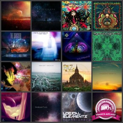 Logical Elements - Discography [2009-2018] (2019) FLAC