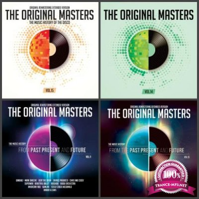 The Original Masters, Vol. 11-15 (2019) FLAC