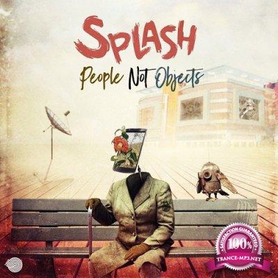 Splash - People Not Objects EP (2019)