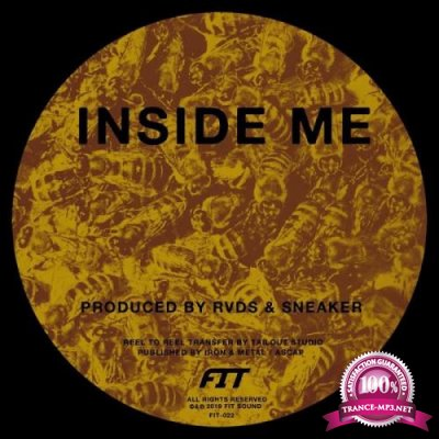 Inside Me / Geist Bahn (2019)