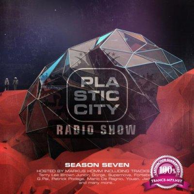 Markus Homm - Plastic City Radio Show Season Seven (2019)