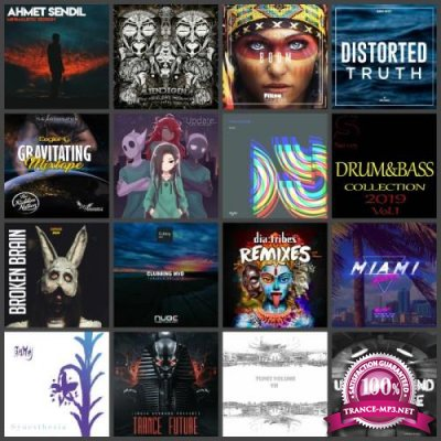 Beatport Music Releases Pack 839 (2019)