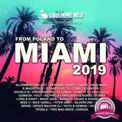 From Poland To Miami 2019 (Deluxe Edition) (2019)