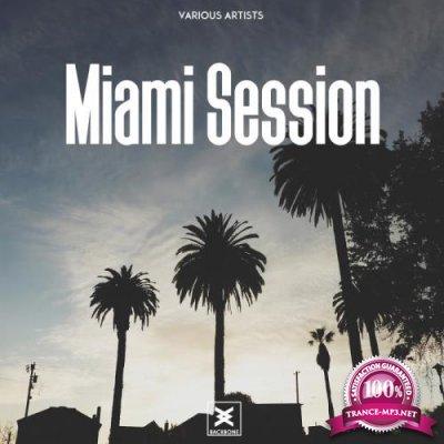 Backbone - Miami Session (2019)
