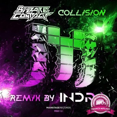 Bizzare Contact - Collision (Indra Remix) (Single) (2019)