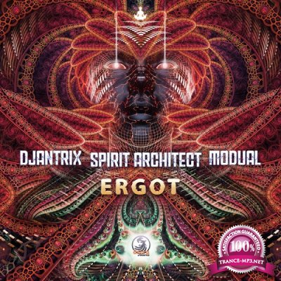 Djantrix & Spirit Architect & Modual - Ergot (Single) (2019)