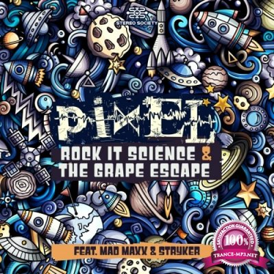Pixel - Rock It Science & The Grape Escape EP (2019)