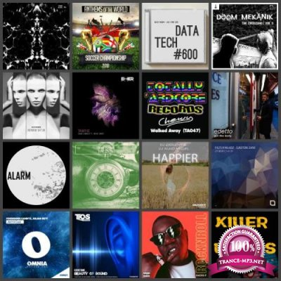 Beatport Music Releases Pack 848 (2019)