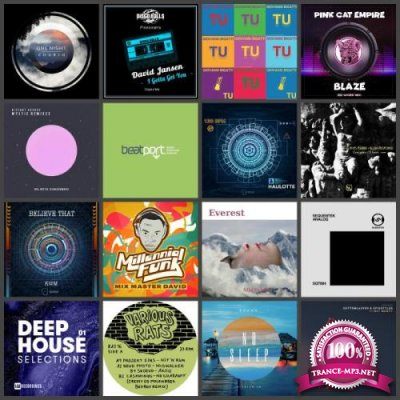 Beatport Music Releases Pack 851 (2019)