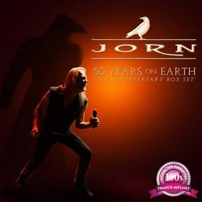 Jorn (Jorn Lande) - 50 Years on Earth (The Anniversary Box Set) (2018) FLAC