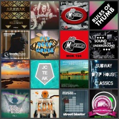 Beatport Music Releases Pack 854 (2019)