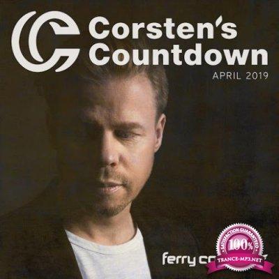Ferry Corsten Presents Corsten's Countdown April 2019 (2019)