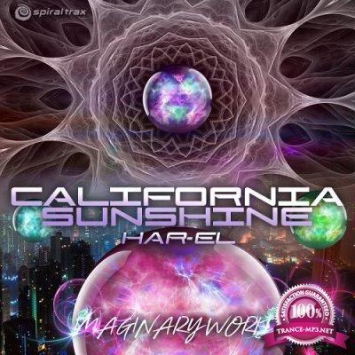 California Sunshine & Har-El Prusky - Imaginary World (2019)