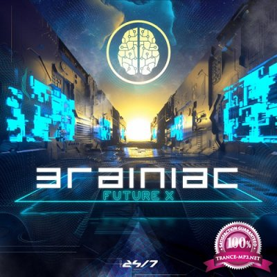 Brainiac - Future X (Single) (2019)