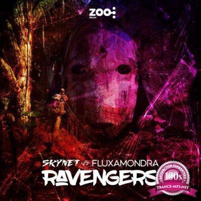 Skynet & Fluxamondra - Ravengers (Single) (2019)