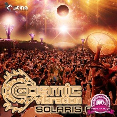 Cosmic Vibration - Solaris EP (2019)