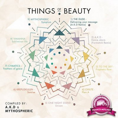 VA - Things Of Beauty (Compiled by A.k.d & Mythospheric) (2019)
