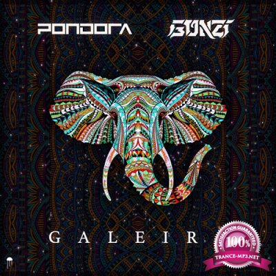 Pondora & Gonzi - Galeira (Single) (2019)