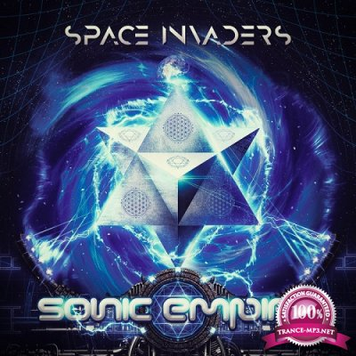 Space Invaders - Sonic Empire EP (2019)