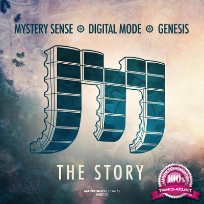 Mystery Sense & Digital Mode & Genesis - The Story (Single) (2019)