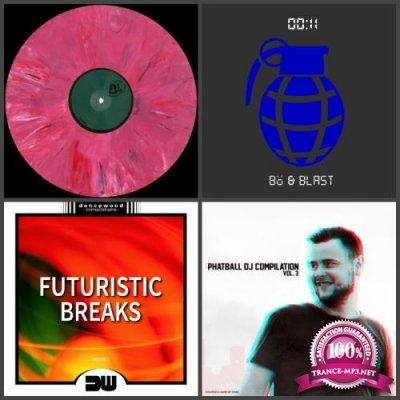 Beatport Music Releases Pack 894 (2019)