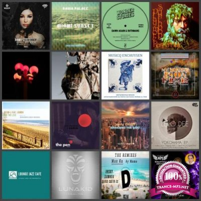 Beatport Music Releases Pack 895 (2019)