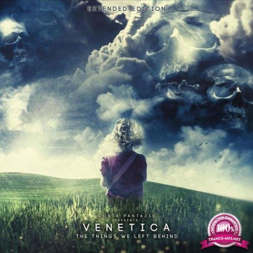 Costa Pantazis Pres. Venetica - The Things We Left Behind (Album & Extended Edition) (2019)