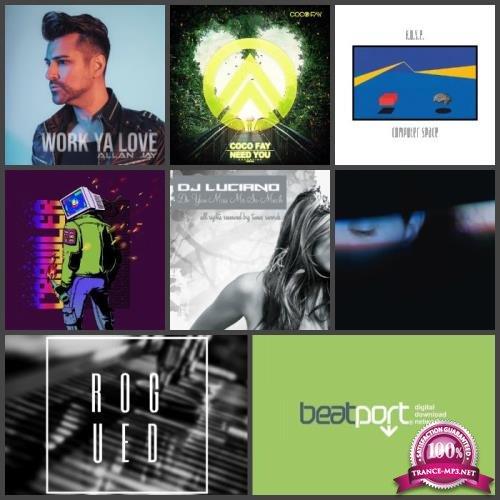 Beatport Music Releases Pack 903 (2019)