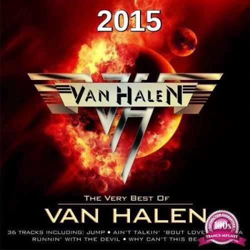 Van Halen - The Very Best Of Van Halen (2015) FLAC