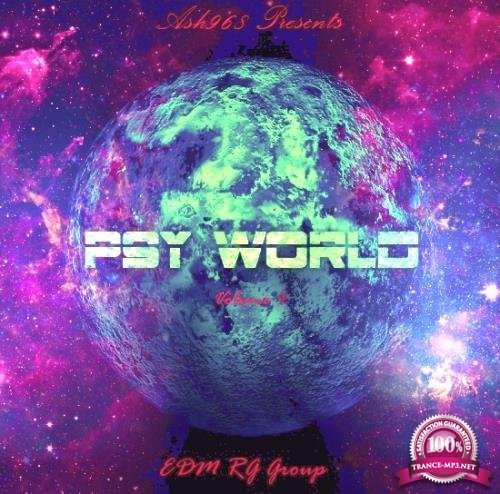 Ash968 Presents Psy World Vol. 4 (2019) FLAC