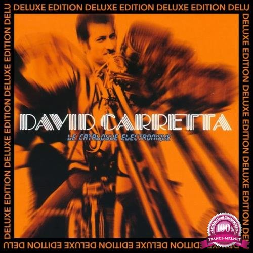 David Carretta - Le Catalogue Electronique (Deluxe Edition) (2019)
