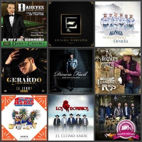 Latin Music Collection Pack 001 (2019)