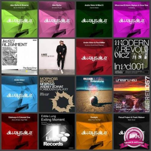 Flac Music Collection Pack 003 - Trance (2015-2019)