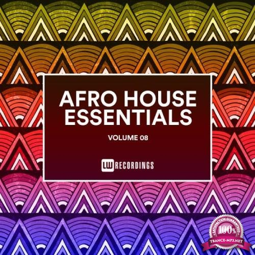 Afro House Essentials, Vol. 08 (2019)