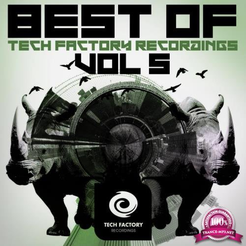 Best of Tech Factory Recordings, Vol. 5 (2019)