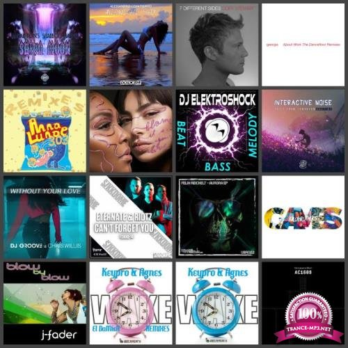 Beatport Music Releases Pack 961 (2019)