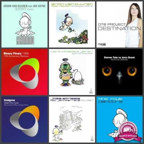 Flac Music Collection Pack 007 - Trance (2006-2017)