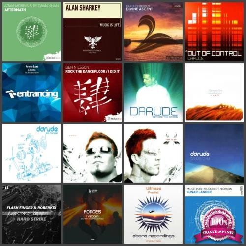 Flac Music Collection Pack 009 - Trance (1999-2019)