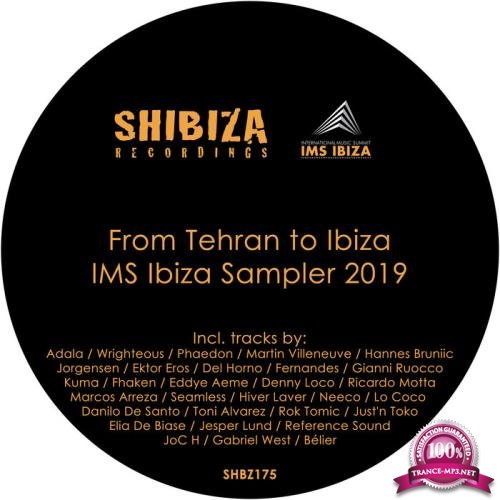 From Tehran to Ibiza, IMS Ibiza Sampler 2019 (2019) FLAC