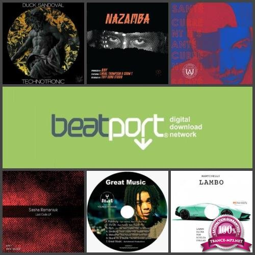 Beatport Music Releases Pack 995 (2019)