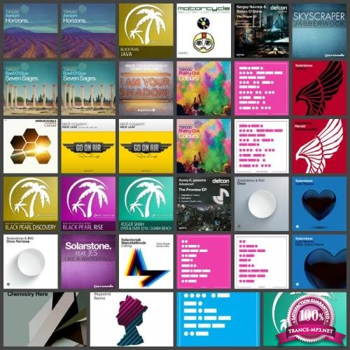 Flac Music Collection Pack 010 - Trance (2006-2018)