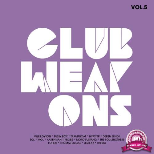 Club Weapons Vol 5 (2019)