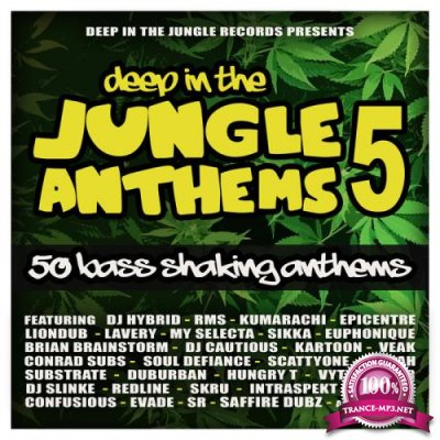 Deep In The Jungle Anthems 5 (2019) FLAC